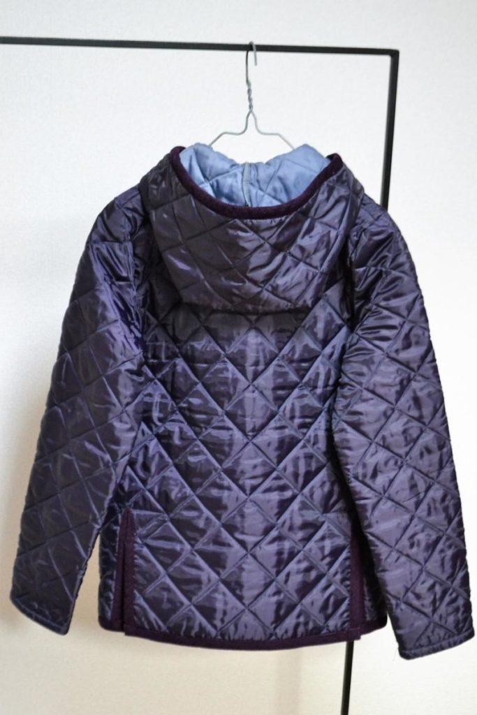 CRAYDON クレイドン フード キルティングジャケットの買取実績画像