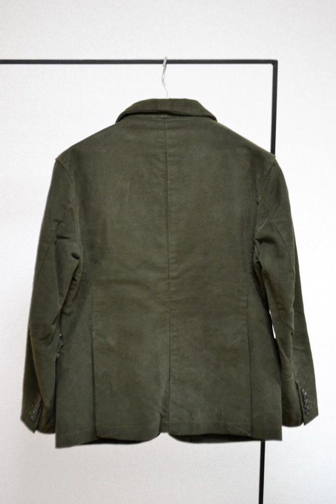 B2B Jacket Moleskin モールスキンジャケットの買取実績画像