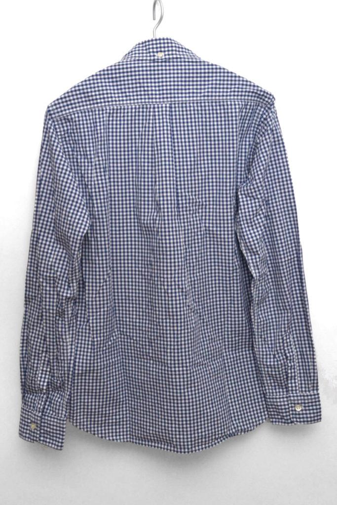 Barista Shirt バリスタシャツ ギンガムチェックの買取実績画像