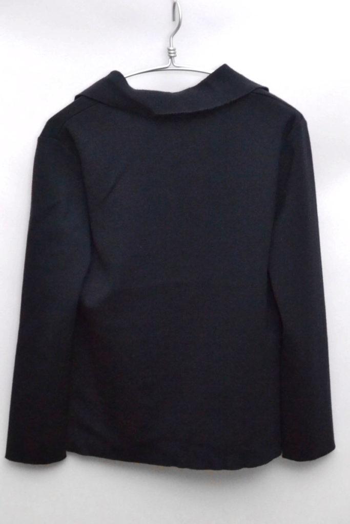 ウール シルク カシミヤ ジャージー素材 ジャケットの買取実績画像