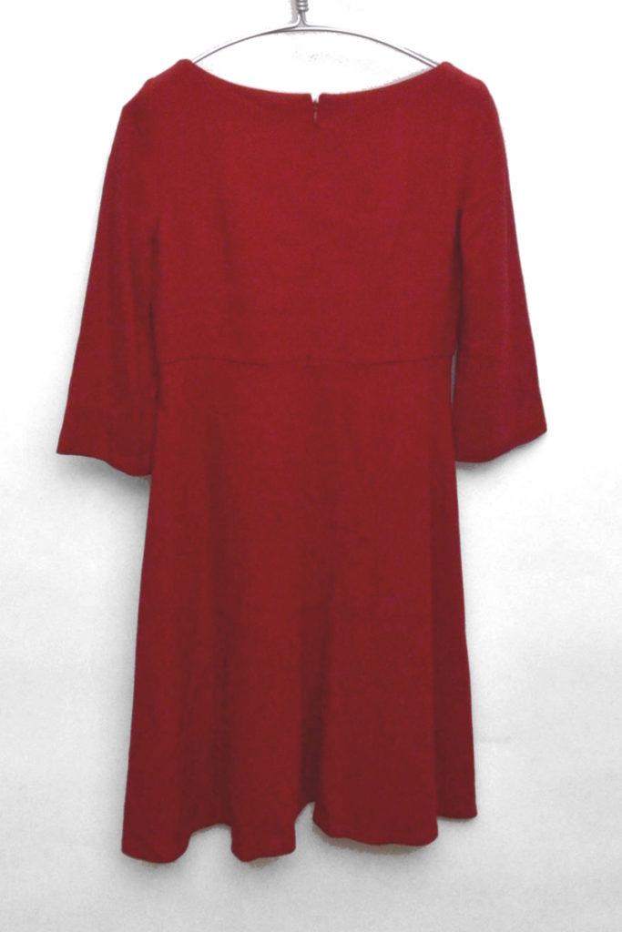 レーヨン ウール ワンピース ドレスの買取実績画像