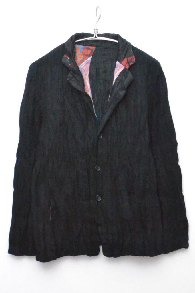 プリーツ加工 リバーシブルジャケットの買取実績画像
