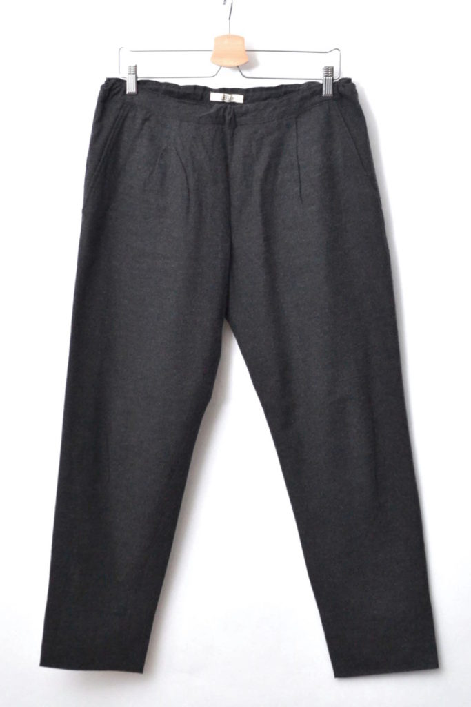 Grandrelle Flannel Easy Pants コットンフランネル イージーパンツ