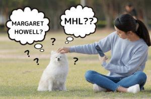 MARGARET HOWELLとMHL.はどう違う?中古相場は?