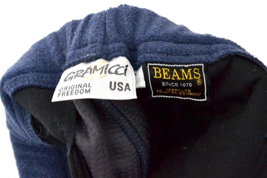 × ビームス GRAMICCI × BEAMS/別注 フリースナローパンツの買取実績画像