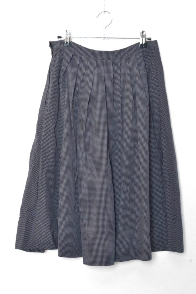 ギンガムチェック スカートの買取実績画像
