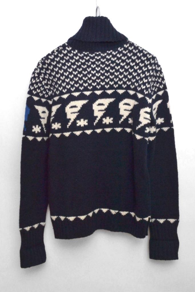 タートルネックニット セーターの買取実績画像