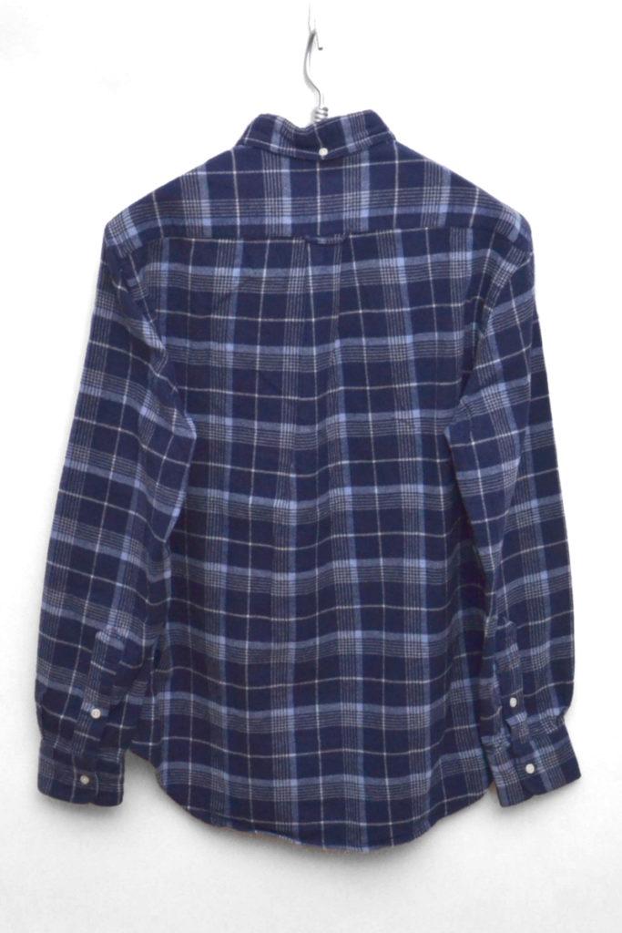 × ナナミカ GITMAN VINTAGE × nanamica / 別注 フランネルBDシャツの買取実績画像