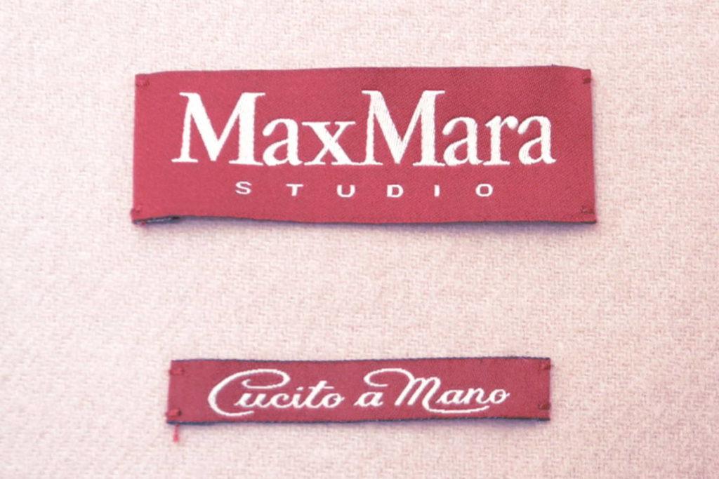CUCITO A MANO クチートアマーノ ダブルフェイス ジップパーカーの買取実績画像