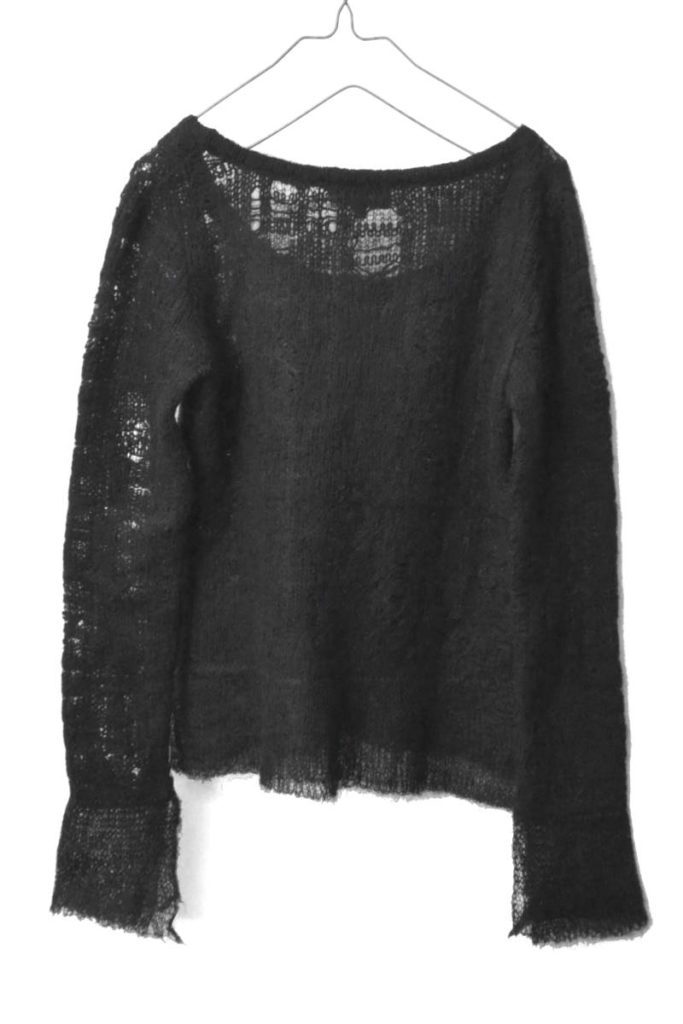 ダメージ加工ニット セーターの買取実績画像