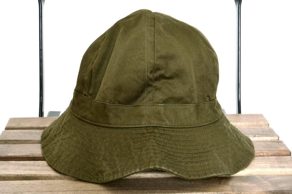WRITE / Hat high コットン ハット 帽子