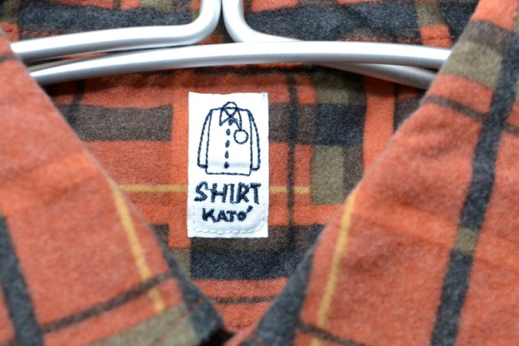 ベーシックワークシャツ フランネルの買取実績画像