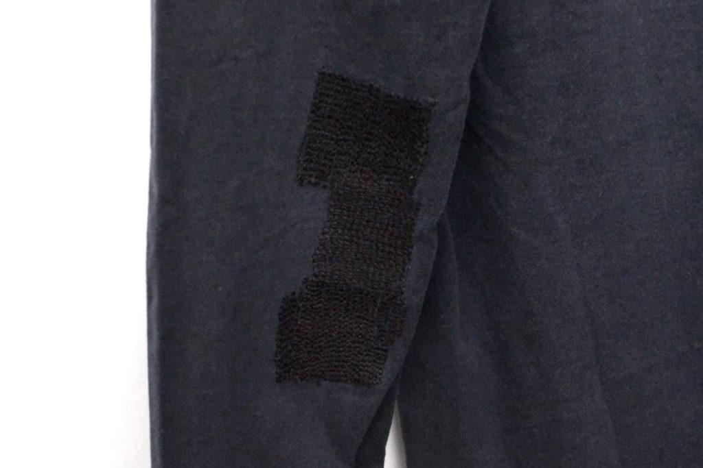 エルボーたたき縫い加工 カットソー 長袖Tシャツの買取実績画像