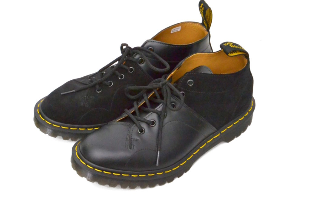 Engineered Garments x Dr. Martens◆ ChurchLace Low Boot シューズ ブーツ
