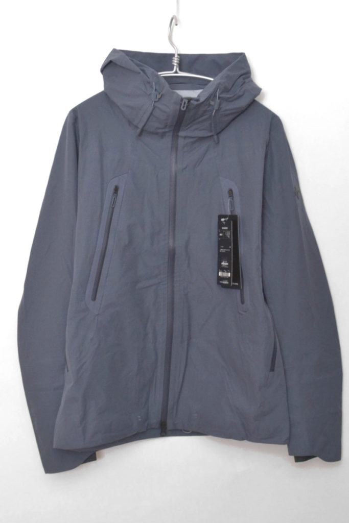 INNER SURFACE TECHNOLOGY PARAHOOD JACKET パラフードジャケット