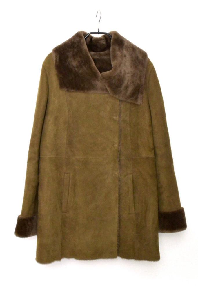 スペイン産メリノムートン デザインコート