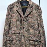 LDT Jacket – Paisley Printed Corduroy コーデュロイ LDTジャケット