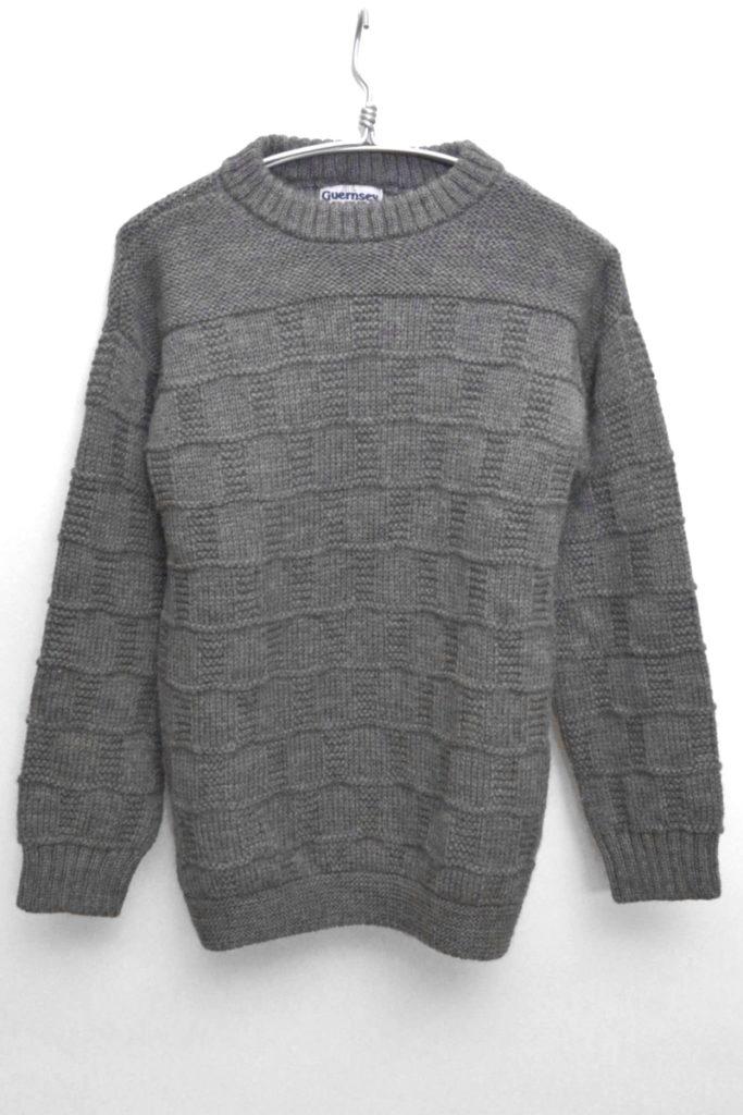 BEAMS F別注 DOUIT ローゲージクルーネックニットセーター