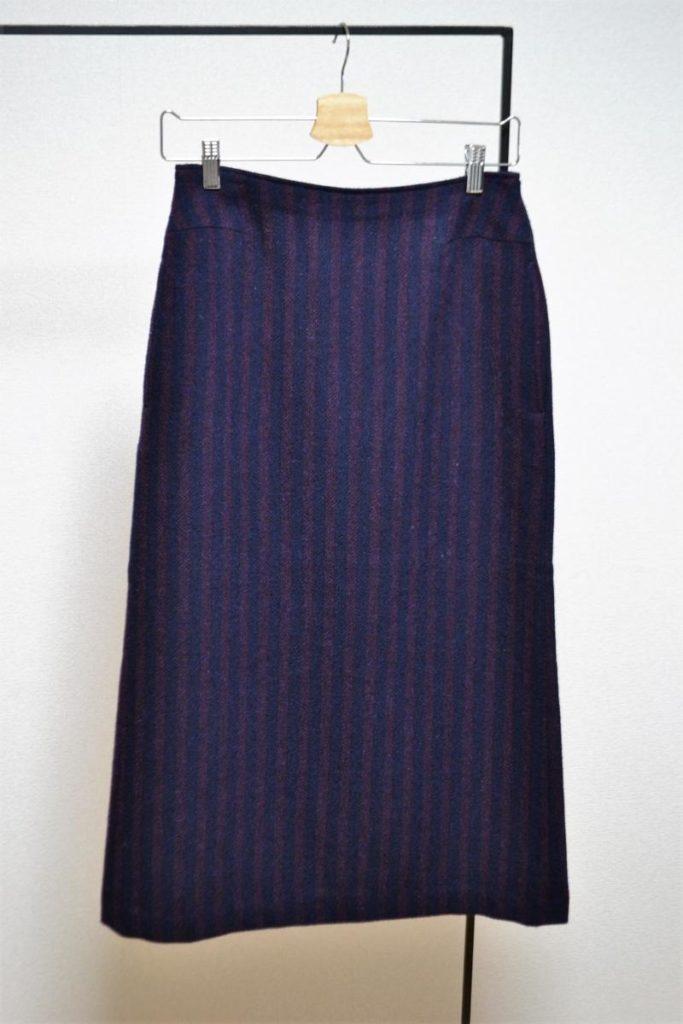 2016AW/ MOON ツイード ストレート スカート