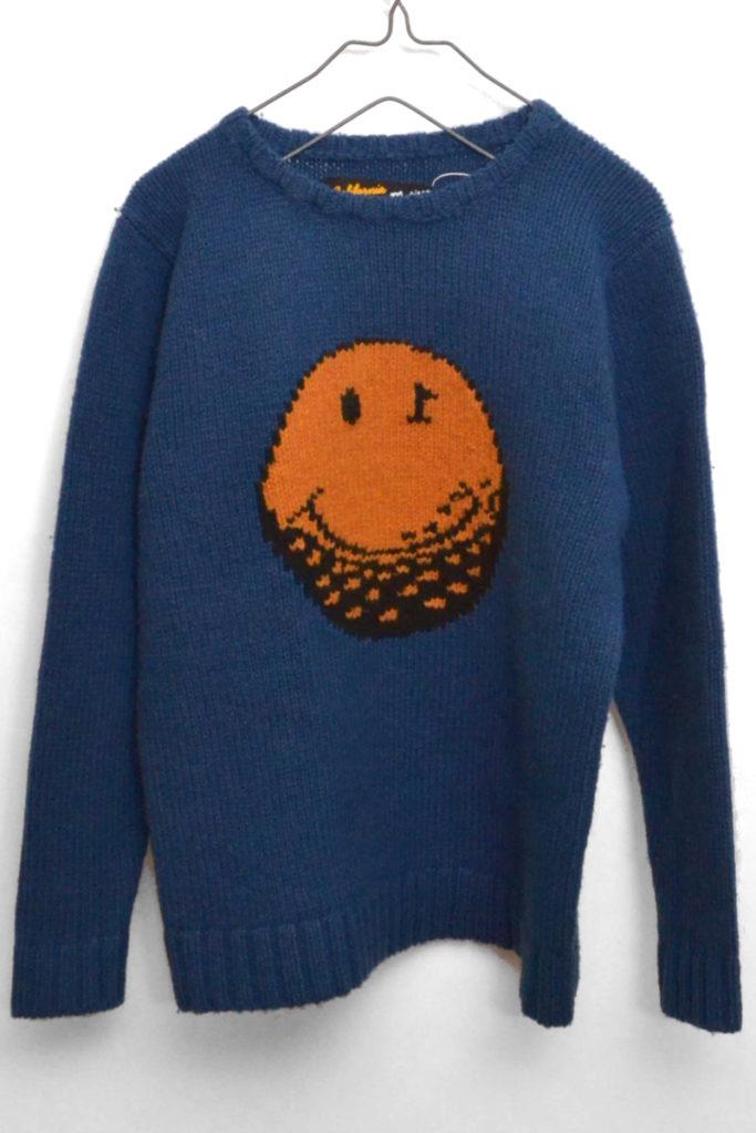 × BEAMS GOLF / スマイル ニット セーター