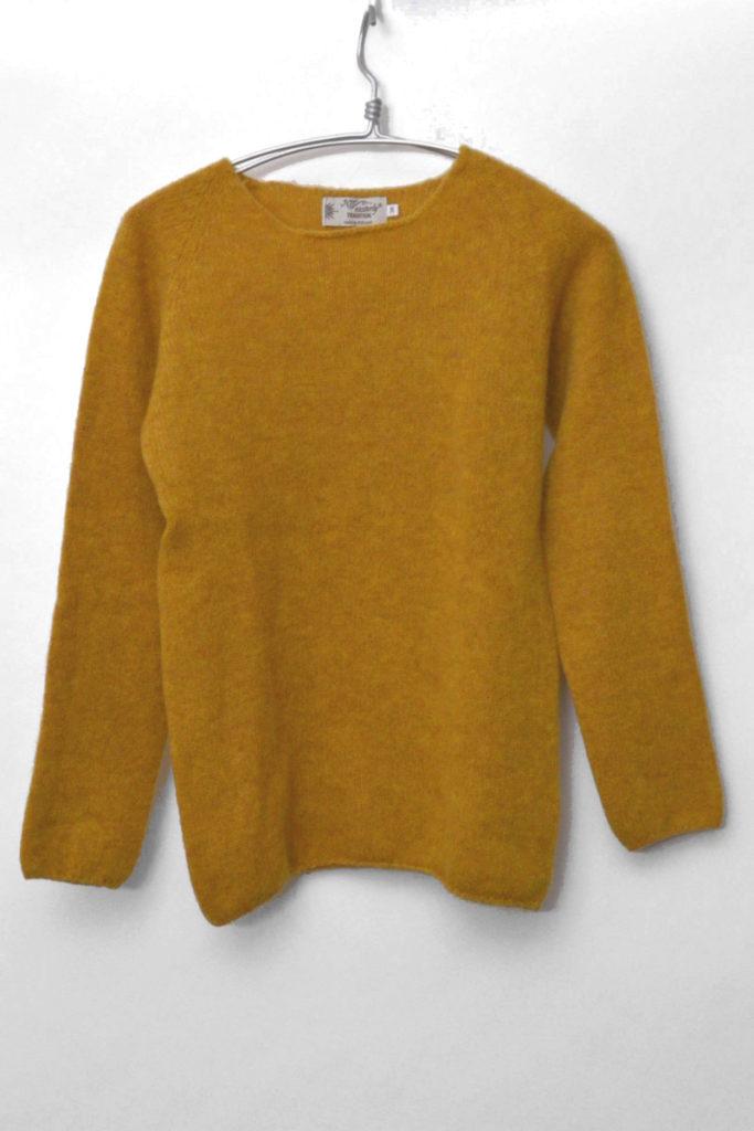 Wide Neck Sweater ワイドネックニット セーター