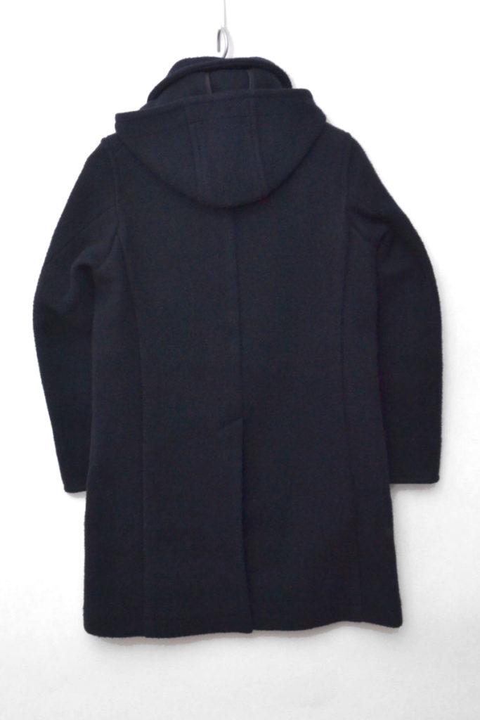 ウールモッサフーデッドコートの買取実績画像