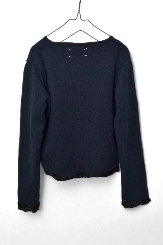 初期 オリゾンティ ダブルフェイスニット セーターの買取実績画像