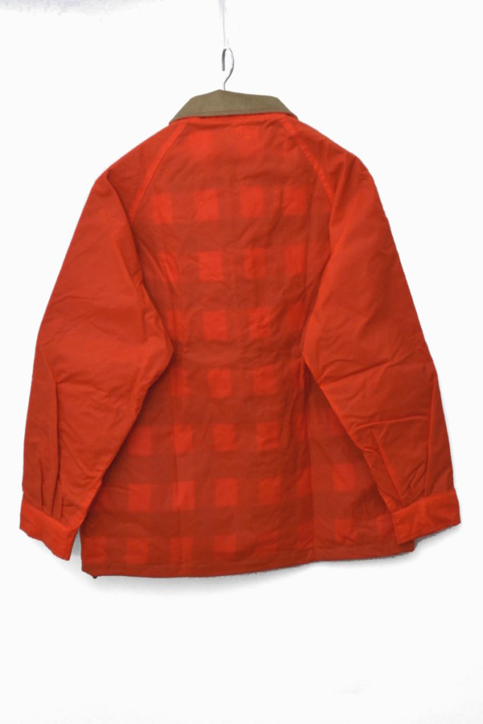 TIMBERLAND WAX JACKET ワックスジャケットの買取実績画像