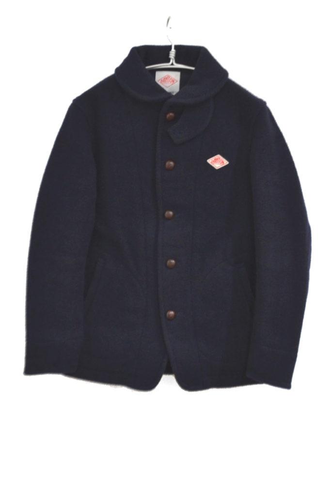 ウールモッサシングルジャケット
