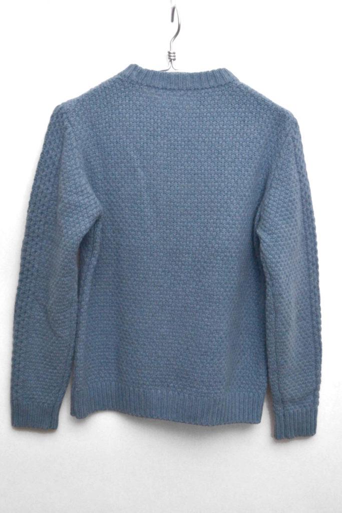 CREW NECK ALAN KNIT クルーネック アランニット セーターの買取実績画像