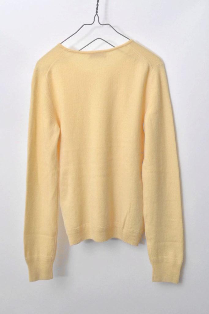 カシミヤ100%ニット セーターの買取実績画像