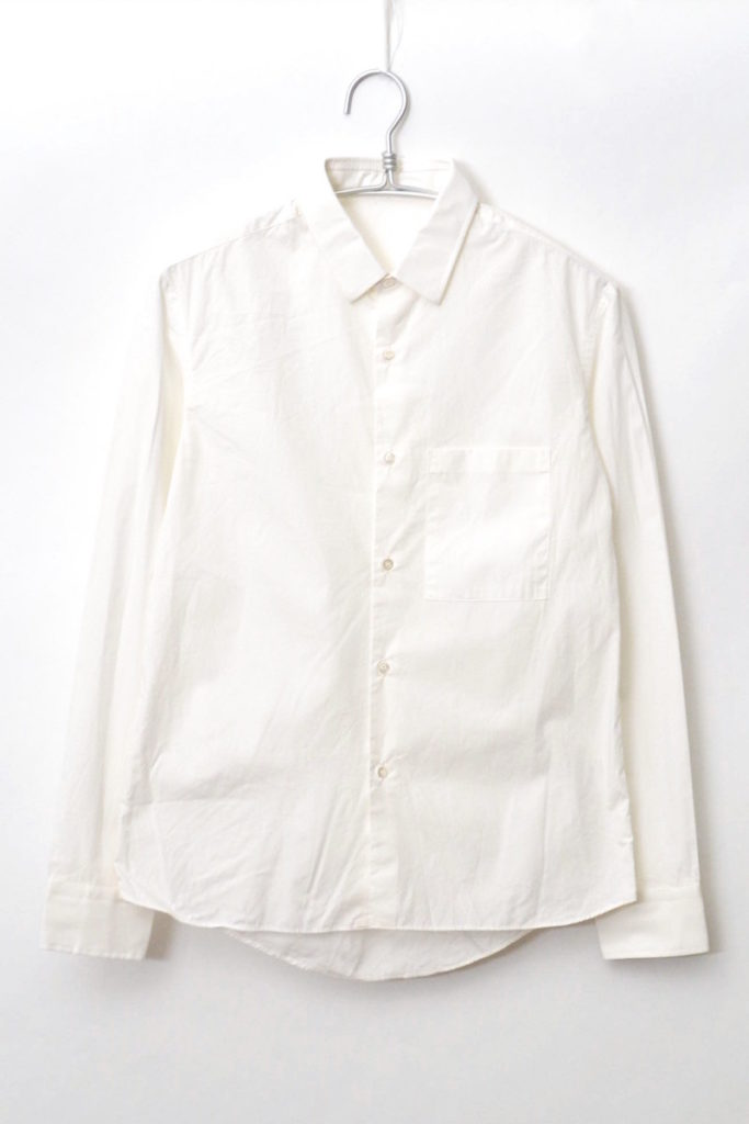 BROAD CLOTH NANO SHIRT 撥水加工ブロードシャツ