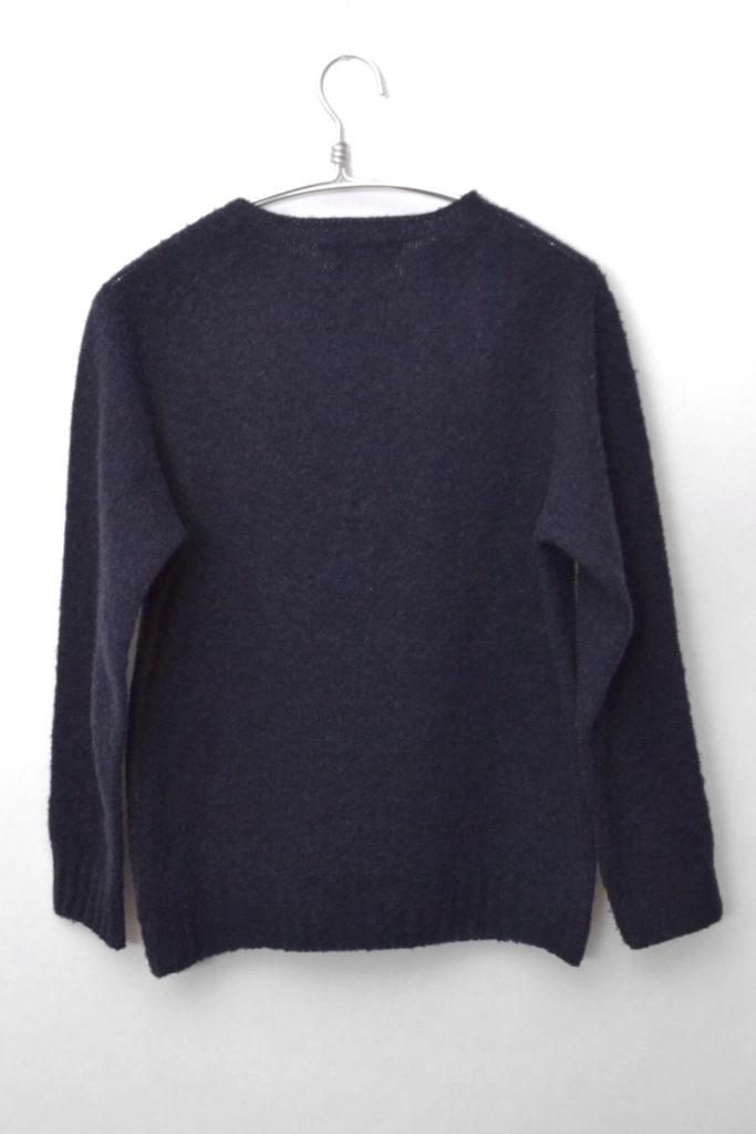 シャギードッグ クルーネックニットセーターの買取実績画像