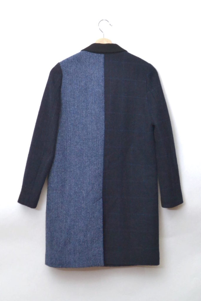 Harris Tweed Chester Coat ハリスツイード チェスターコートの買取実績画像