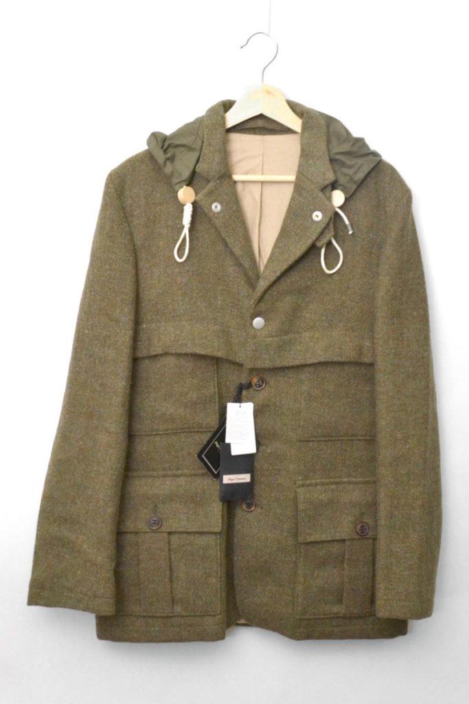 SHERPA 1930'S JACKET ハリスツイード ベンタイル ジャケット
