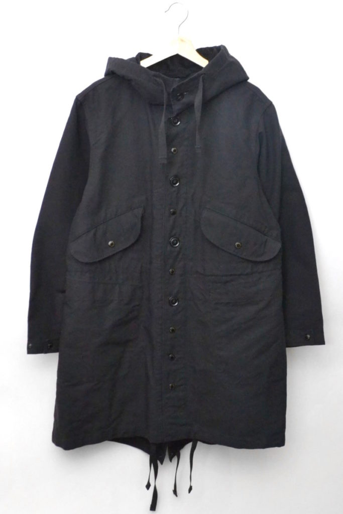HIGHLAND PARKA – Cotton Double Cloth ハイランドパーカー