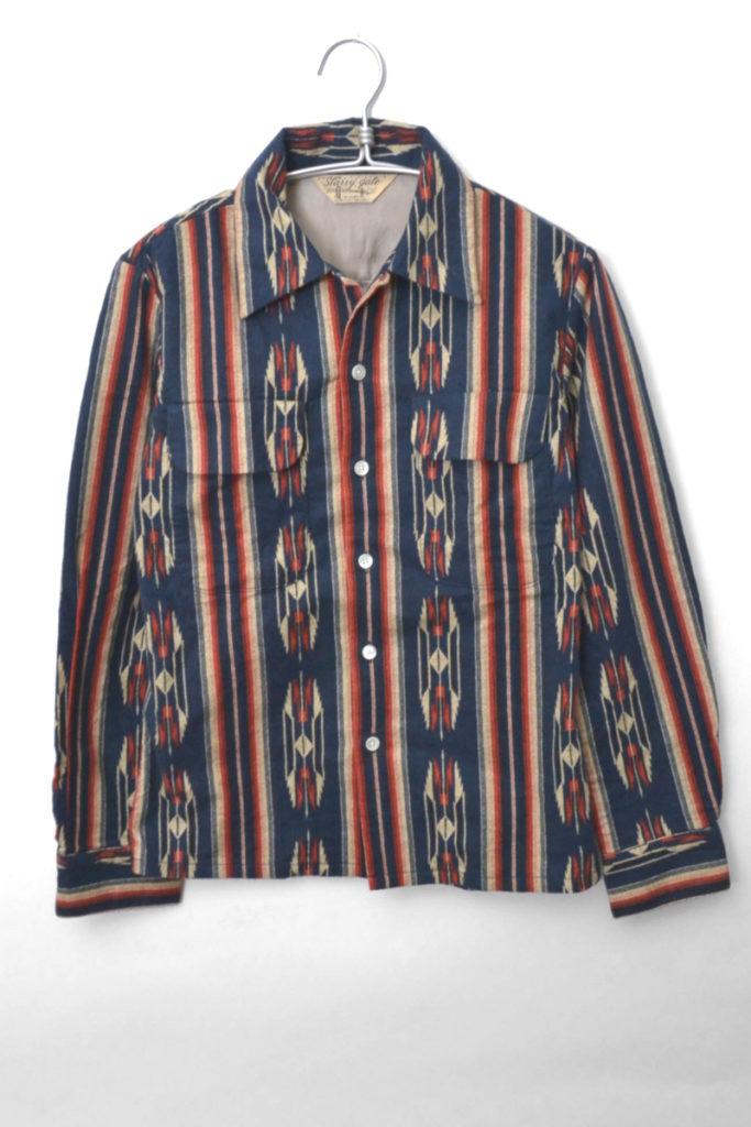 Westcoast Shirts ウエストコーストシャツ ネイティブ柄