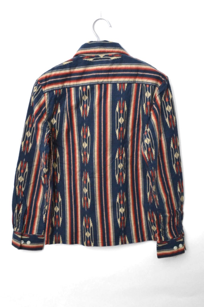 Westcoast Shirts ウエストコーストシャツ ネイティブ柄の買取実績画像
