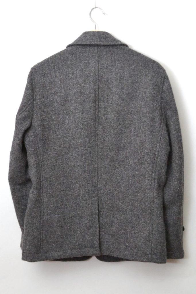 HARRIS TWEED ハリスツイード シングルPコートの買取実績画像