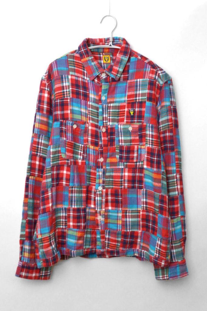PATCHWORK SHIRT パッチワーク フランネルシャツの買取実績画像