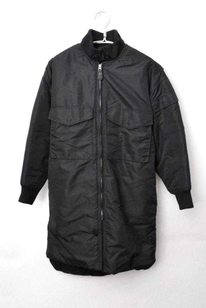 WEP(G-8) LONG JACKET ウェップ 中綿ロングミリタリージャケット コート