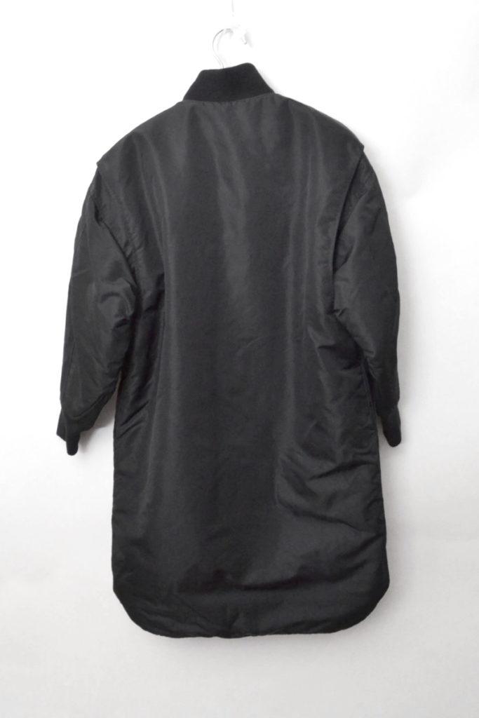 WEP(G-8) LONG JACKET ウェップ 中綿ロングミリタリージャケット コートの買取実績画像