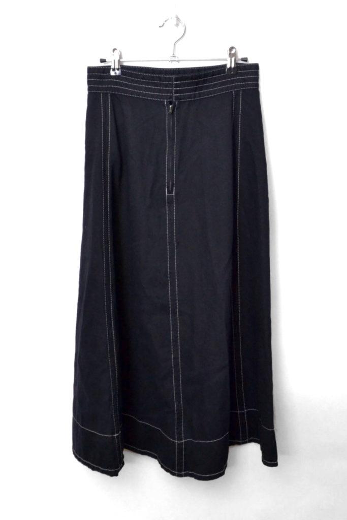 2018AW/ ランダムヘムステッチスカートの買取実績画像