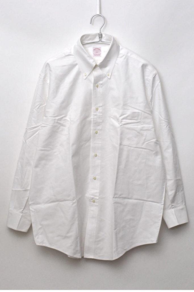 オックスフォードBDシャツ