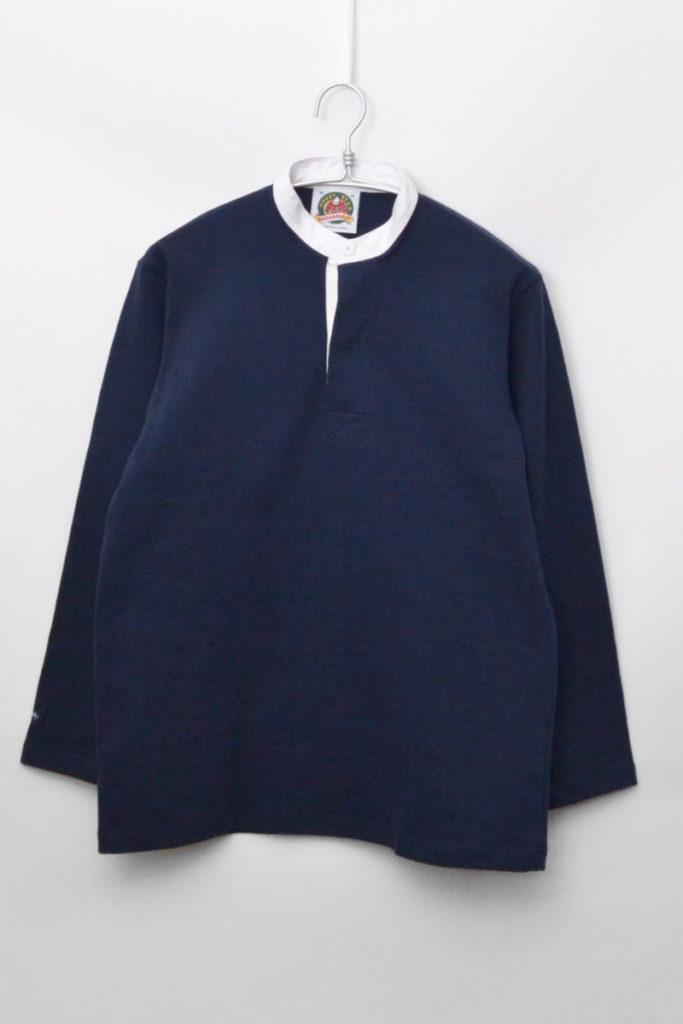 コットン スタンドカラーラガーシャツ カナダ製の買取実績画像