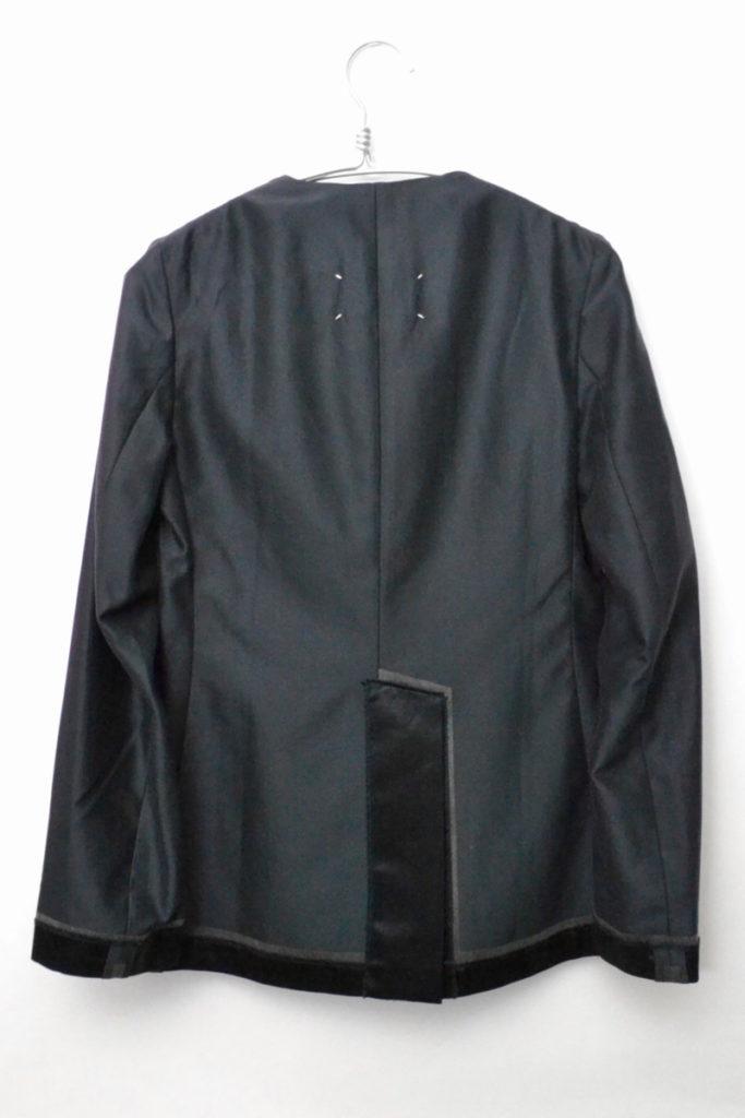 2005SS/シルク切替 ノーカラージャケットの買取実績画像