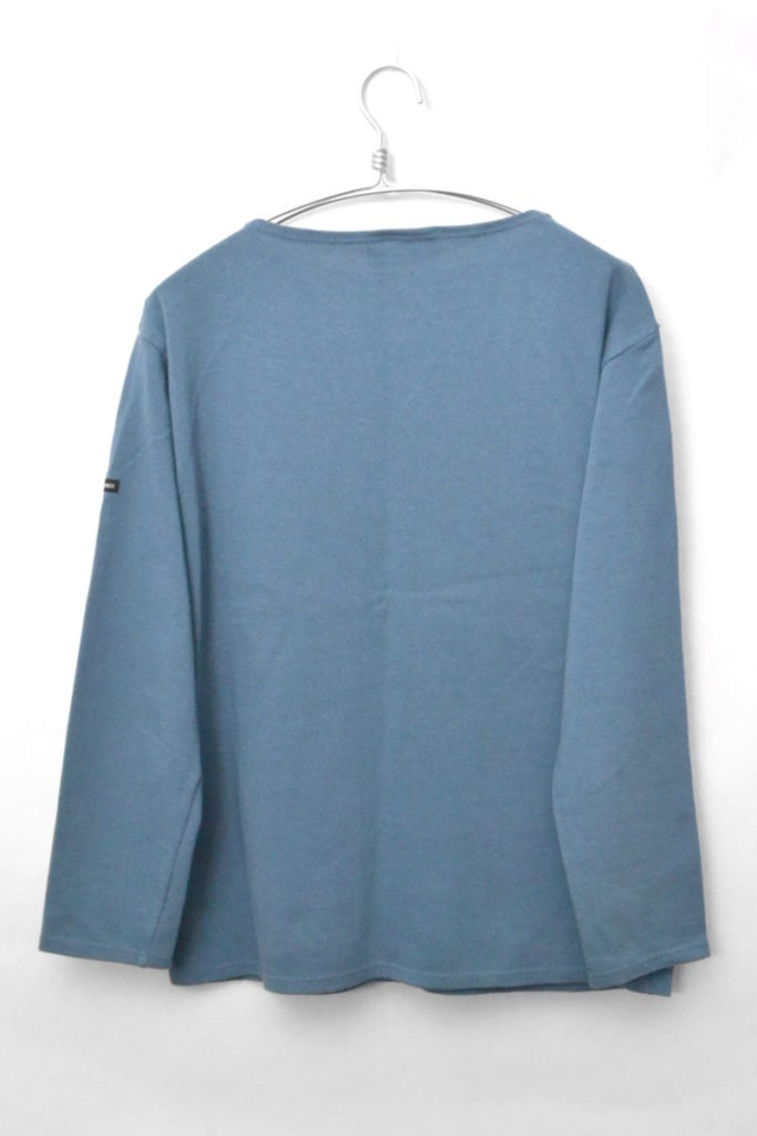 OUESSANT ウエッソンボーダー ボートネックバスクシャツの買取実績画像