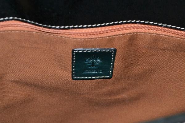OLD MADRAS オールドマドラス レザートートバッグの買取実績画像