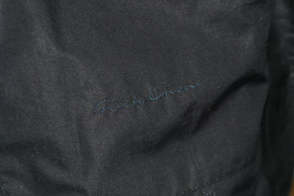 PLINTH 2013AW/ STENBERG SECRET HOOD レザージャケットの買取実績画像