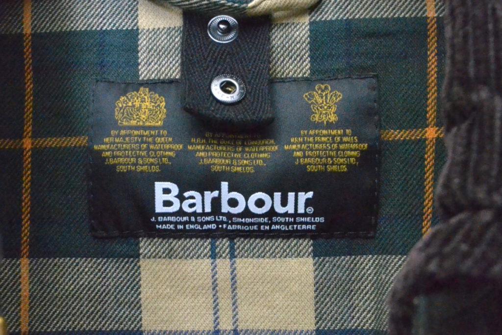 BEDALE SL ビデイル スリムフィット ワックスドジャケットの買取実績画像